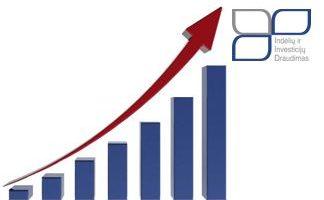 Pagrindiniai indėlių draudimo fondo veiklos rodikliai