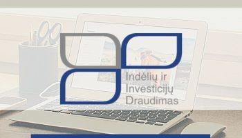 """VĮ """"Indėlių ir investicijų draudimas"""" atnaujina darbą įmonėje!"""