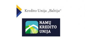 """Kredito unijų """"Baltija"""" ir """"Namų kredito unija"""" indėlininkai raginami atsiimti draudimo išmokas"""